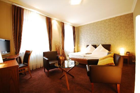 Hotel Binz: Deluxe-Doppelzimmer