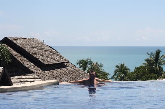 Bhundhari Spa Resort & Villas Samui: Sea view
