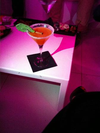 Morgana Lounge Bar Taormina: Cocktail a base di fico d'india