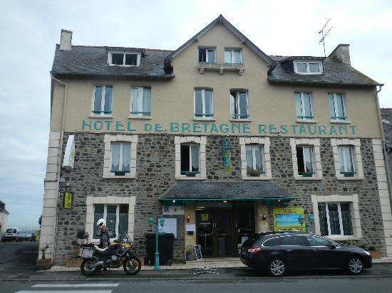 Hôtel Le Bretagne : l'hotel