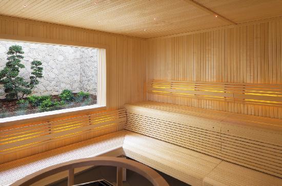 Conrad Algarve: Spa Sauna