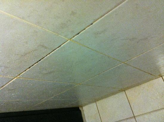 Decleor Spa at Mar Hall: Not so very 5 star! This is the showers in the leisure club