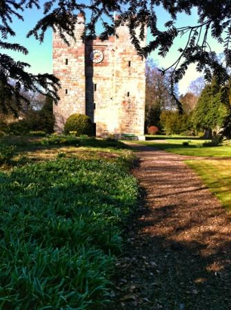 Chathill, UK: Preston Tower