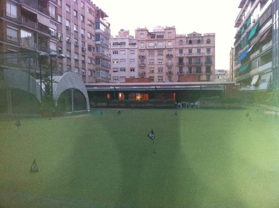 Catalonia Barcelona Golf: campo da golf
