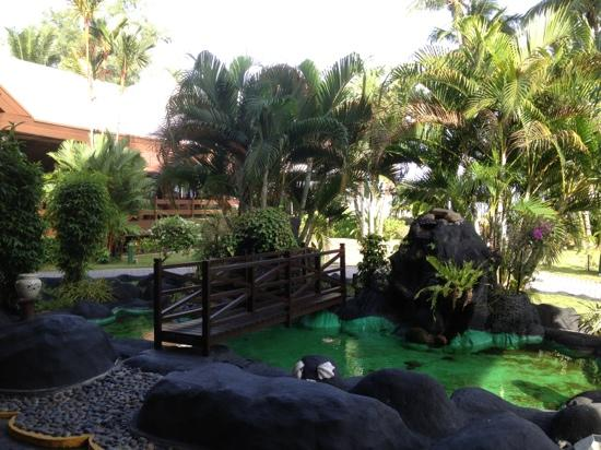 Berjaya Tioman Resort - Malaysia: Reception area