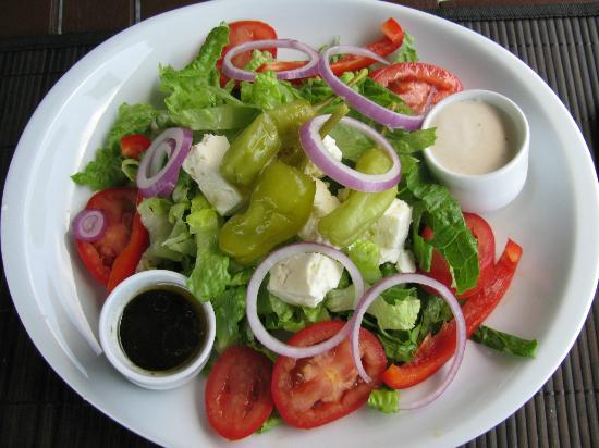 Scout's Place Restaurant & Bar: Totally fresh ingrediants, oh so yummy