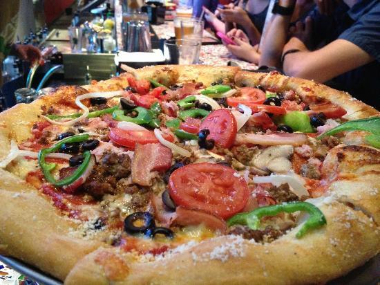 Pizza Restaurants Open