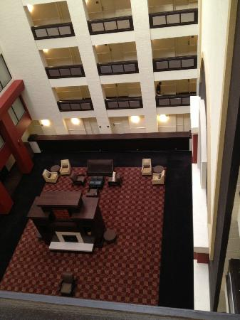 Hilton Garden Inn Austin Downtown/Convention Center: Lounge area