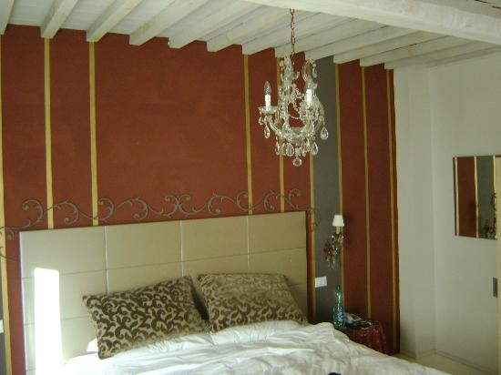Palazzo Bontadosi Hotel & Spa: La camera