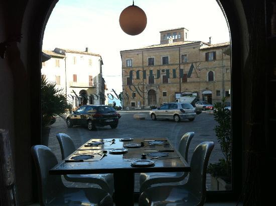 Palazzo Bontadosi Hotel & Spa : Dalla sala colazione