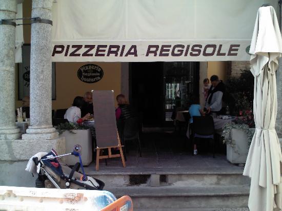 Pizzeria Regisole Hostaria : Regisole