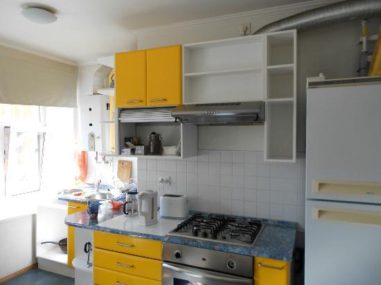 Petersburg Minihotels: Küche