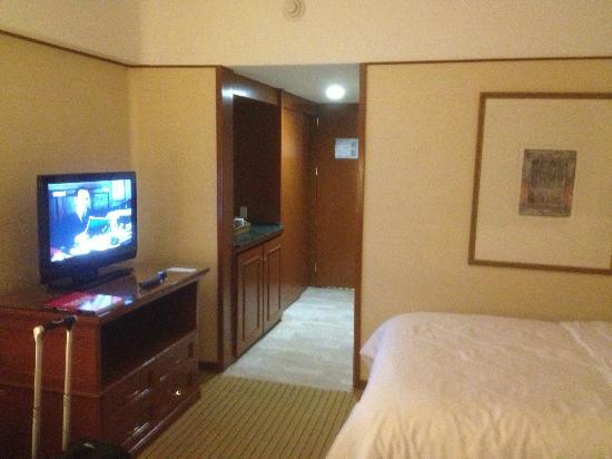 Sheraton Mexico City Maria Isabel Hotel: Room View
