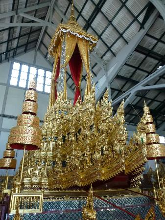 Funeral chariots, National Museum Bangkok - Picture of The National Museum Ba...