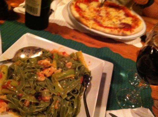 Dai Pescatori : Pasta & pizza
