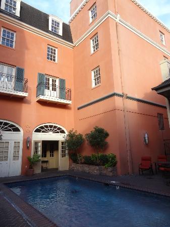 Dauphine Orleans Hotel: Pool