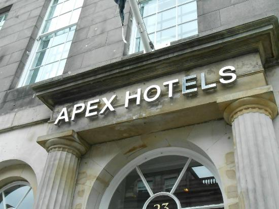 Apex Waterloo Place Hotel: Exterior