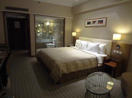 Four Points by Sheraton Shanghai, Pudong: King room