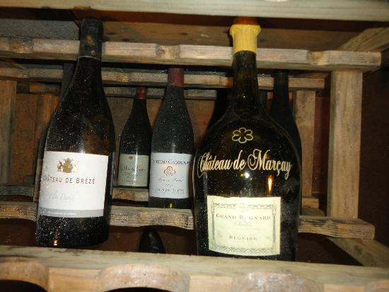 Chateau de Marcay: best wine