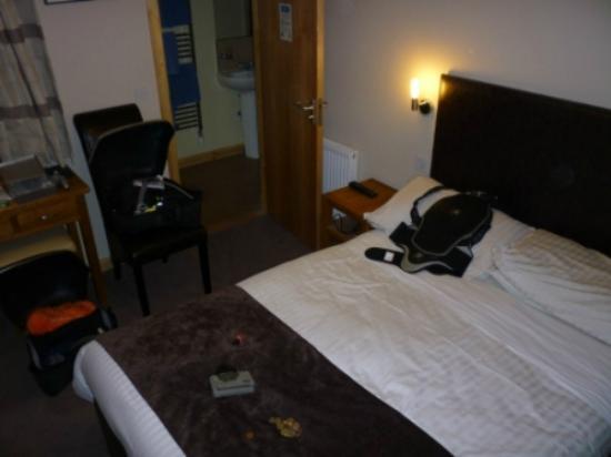 Seaview Hotel : Bedroom