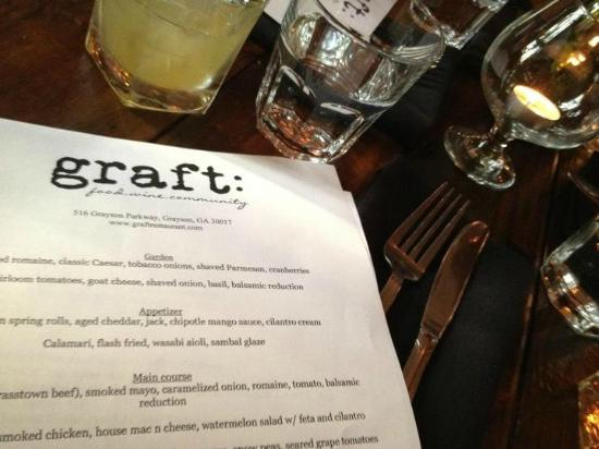 Graft Restaurant This Is Going To Be Great