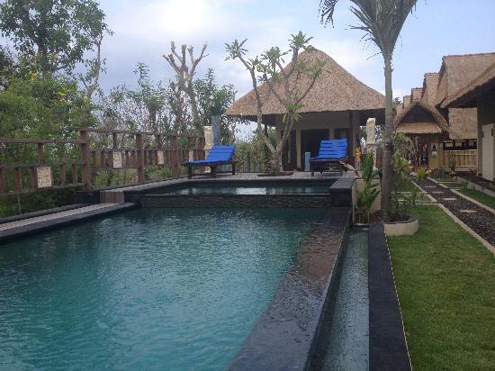 Dream Beach Kubu: Lovely pool area