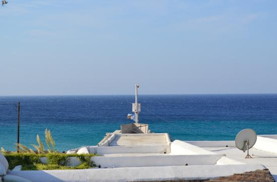 Arte & Mare Elia Mykonos Suites: Our view