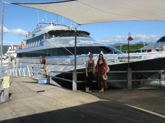 Quicksilver Catamaran Picture Of Quicksilver Cruises