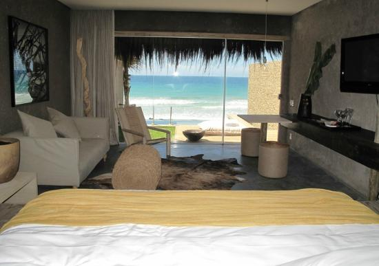 Kenoa - Exclusive Beach Spa & Resort: A vista do bangalo