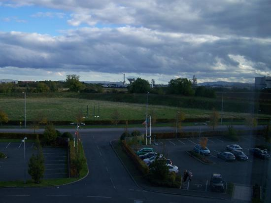 Carlton Hotel Blanchardstown: The view