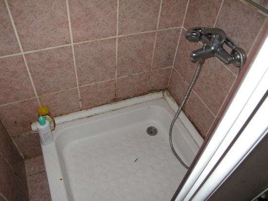 صفا هوتل: salle d'eau
