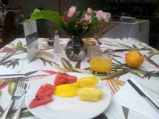 Hotel Poblado Alejandria: Nice breakfast