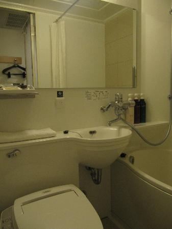 APA Hotel Ikebukuro Eki Kitaguchi: Clean and compact