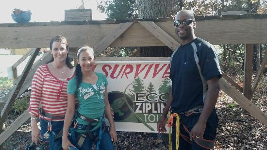 Eco Zipline Tours: So Much Fun!!