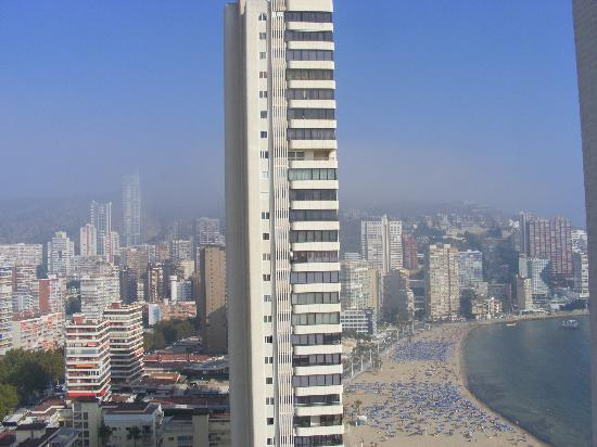 Las Damas : Benidorm views