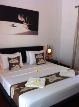 The Trawangan Resort: Habitación del hotel