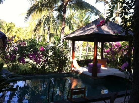 The Trawangan Resort: Piscina del Hotel