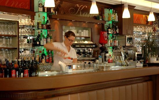 Bar Haiti Apres Ski : Fancy drinks