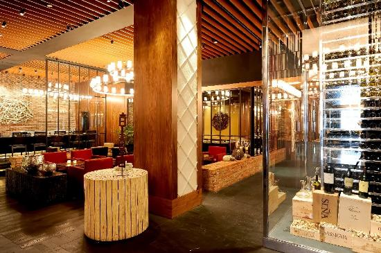 lounge sushi bar picture of teppan grill mexico city