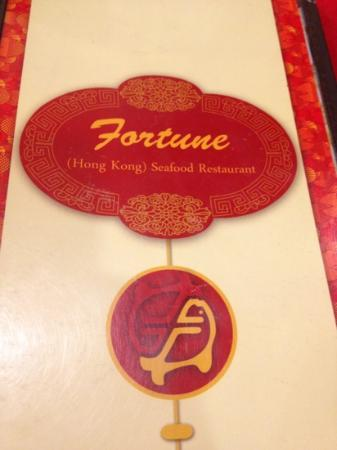 Fortune Seafood Restaurant Pampanga Menu