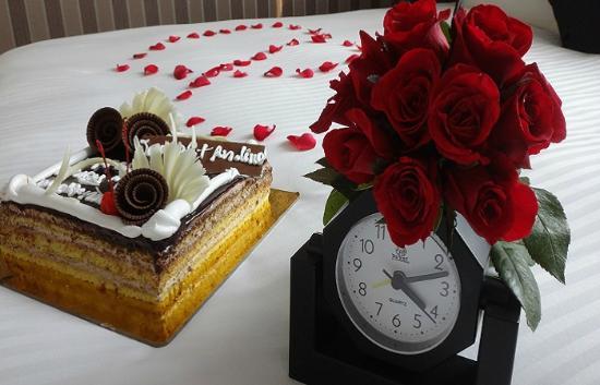 Golden Art Hotel : Happy honeymoon