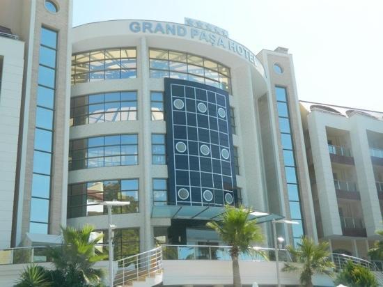 Grand Pasa hotel, Marmaris