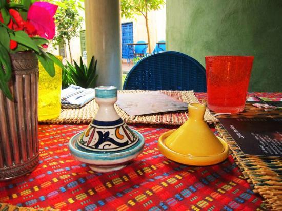 Fez Cafe at Le Jardin Des Biehn: 10