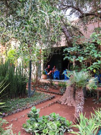 Fez Cafe at Le Jardin Des Biehn: 15