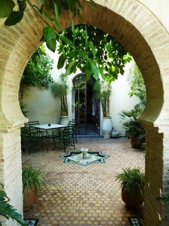 Fez Cafe at Le Jardin Des Biehn: 2
