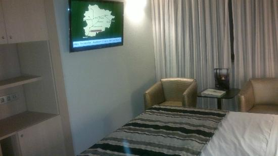 Holiday Inn Andorra: habitacion