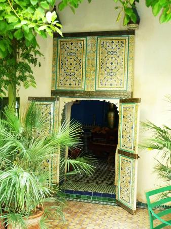 Fez Cafe at Le Jardin Des Biehn: 1