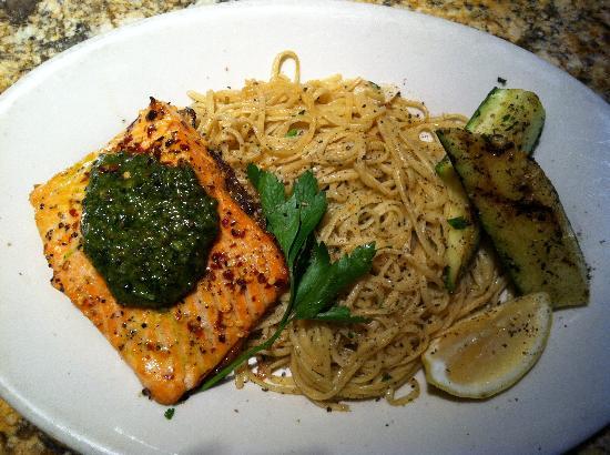 Adriatic Grill - Italian Cuisine & Wine Bar: Steelhead Salmon