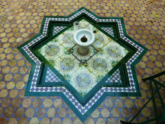 Fez Cafe at Le Jardin Des Biehn: 12