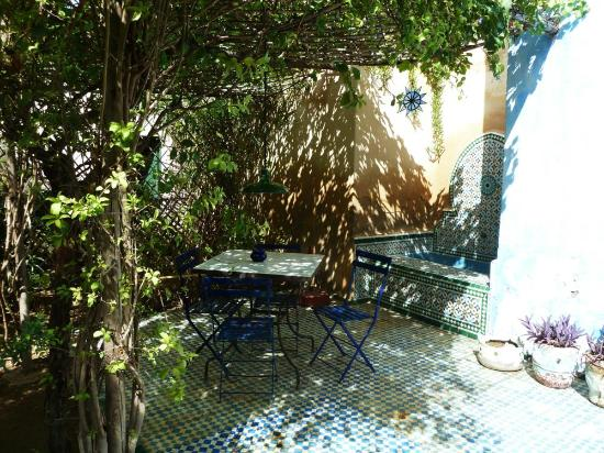 16 picture of fez cafe at le jardin des biehn fes for Le jardin des frenes restaurant